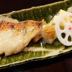 穂の花 - 金目鯛の味噌漬け焼き
