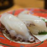 大起水産 回転寿司 - タコ霜降り(200円外税)