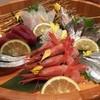 春団治 - 料理写真:刺身盛り合わせ
