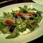 PIZZA SALVATORE CUOMO & BAR 新宿 - 鯛のカルパッチョ