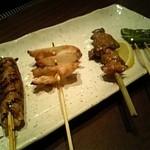 PIZZA SALVATORE CUOMO & BAR 新宿 - 焼き鳥たち