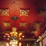 モンスーンカフェ - 天井
