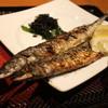 大戸屋 - 料理写真:釧路沖生さんまの炭火焼ダブル