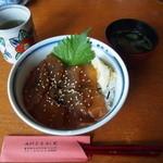 寿し光 - べっこう丼¥1200