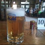 徳澤園 - 生ビール