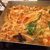 漁火 - 料理写真:ちりとり鍋