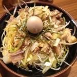 壱角家 - ネギチャ丼