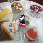 御菓子司 菊屋 - 料理写真:和菓子