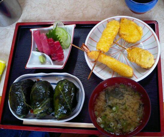 めはり寿司 二代目