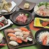 本陣 - 料理写真:寿司会席