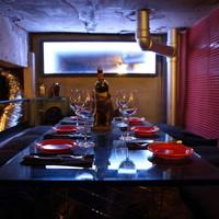 ロフト個室で肉宴会
