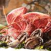 鉄板焼 恵比寿 - 料理写真:食材の一例