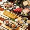 縁 - 料理写真:産直の食材をアテに!!