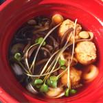 毘侍家 - 味は濃いけどシャバイつけ汁(2014大つけ麺博)