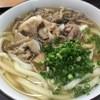 まるしんうどん - 料理写真:豚きのこ600円 ※期間限定