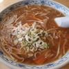 食堂関山 - 料理写真:サンマー麺
