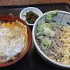 兼平 - 料理写真:かつ丼セット