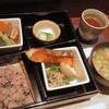 銀亭Cafe&Bar - 料理写真:本日の昼膳(2014-10)
