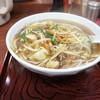 らーめん 寿限無 - 料理写真:サンマー麺750円