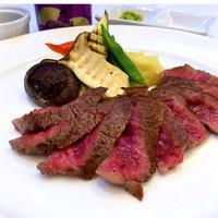 【土日祝限定!】山形牛肩ロースの熟成肉ステーキ