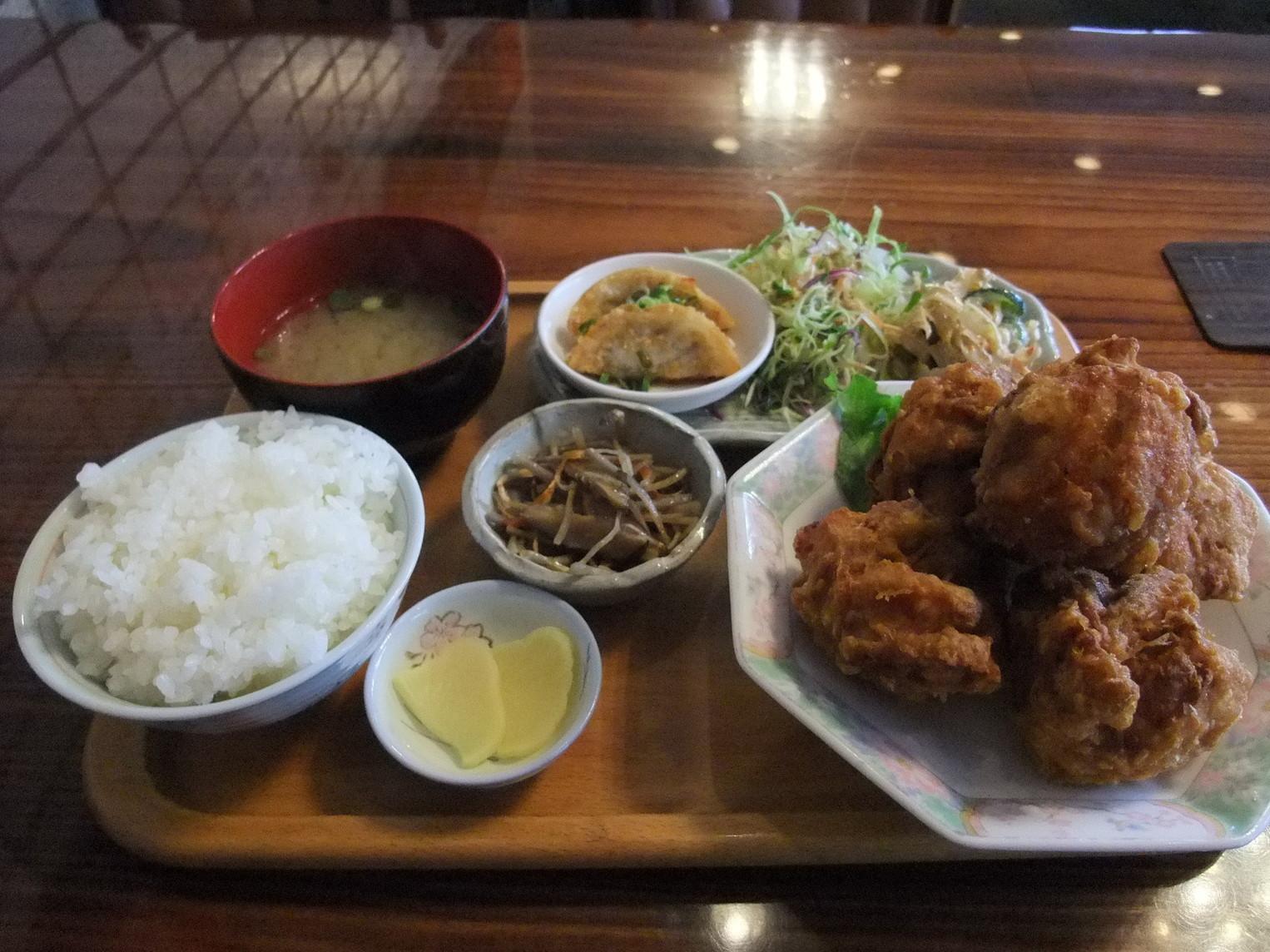 二河峡レストラン