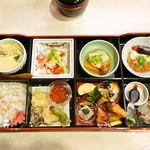なか井 - 仕上げの膳(3,000円)