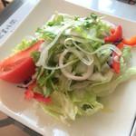 山猫料理店 - サラダ