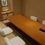 温味 - 完全個室が2部屋 掘りごたつ式座敷