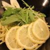 糀Cafe Izakaya Suiren - 料理写真:鍋の〆は、鳥レモンラーメン