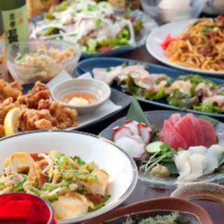 本格的な沖縄料理を現地そのままの味わいで