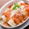 エルパソ - 料理写真:茄子とピカディーヨのエンチラーダ