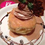 ベリーファンシー - 2013年秋の限定パンケーキ