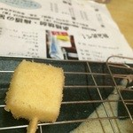 串かつしんや - チーズ