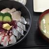 志摩の海鮮丼屋 - 料理写真:海鮮丼(中)アラ汁付