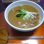 三丁目の手打うどん - カレーうどん920円
