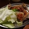 酒と料理のなつ - 料理写真:さぬきの骨付鶏ひな880円