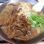 中華そば 奥屋 - 肉入中華そば大 ¥756