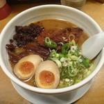 蒼龍山 - 太肉麺