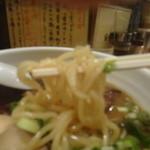蒼龍山 - 麺リフト