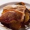 あんくる - 料理写真:信州エイジングポーク!雪豚のロースステーキ。