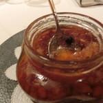 レストラン ラ フィネス - 贅沢なラー油と
