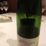 レストラン ラ フィネス - 2006 Grand Cru Wineck Schlassberg        ゲブルツのグランクリュ