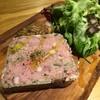 自家製鴨肉と豚肉のパテ ド カンパーニュ
