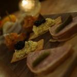 ビストロ倶知安酒場 - 料理写真:前菜盛り合わせ