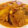tam tamu - 料理写真:モロッコカレー