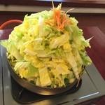 びわこ食堂 - とり野菜鍋