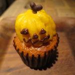 31801331 - デミタスカップ・ケーキ:ジャック・オ・ランタン