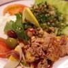 カルタゴ - 料理写真:前菜三種