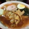 元祖札幌や - 料理写真:Aセット半ラーメン
