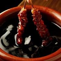 焼いては寝かし、熟成まで丸4日間。特製熟成皮タレ焼き